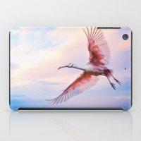 Roseate Evening iPad Case