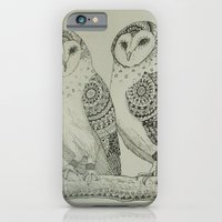 iPhone & iPod Case featuring Owls by Brianms18