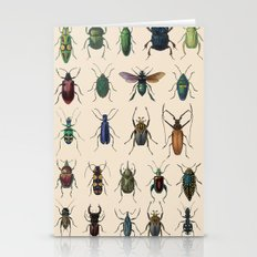 Insects, flies, ants, bugs Stationery Cards