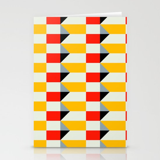 Crispijn II Pattern Stationery Card
