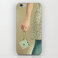 Happiness is my Camera iPhone & iPod Skin