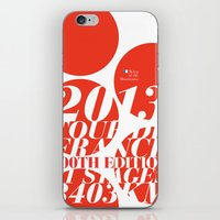King Of The Mountains: T… iPhone & iPod Skin