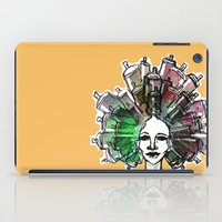 Paint The Town iPad Case