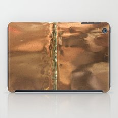Copper Texture 9356 iPad Case