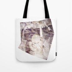 Your Time is Over Tote Bag