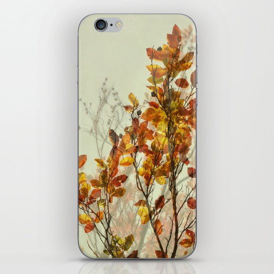autumn symphonies I iPhone & iPod Skin