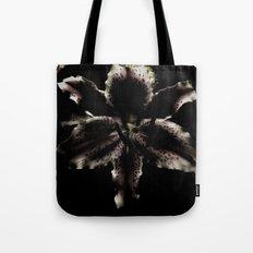 Dark Lily Tote Bag