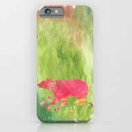 Baer  With Flowers I iPhone 6 Slim Case