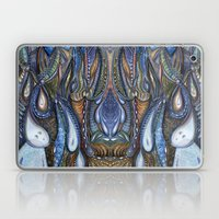 Dewdrop Meets the Rain Laptop & iPad Skin