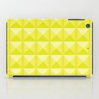 Studs - Neon iPad Case