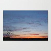 Set Canvas Print