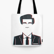 angst Tote Bag