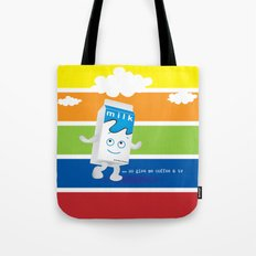 ..so give me coffee & tv/Blur  Tote Bag