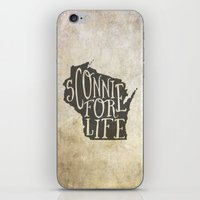 Sconnie for Life iPhone & iPod Skin