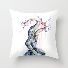 artwork Throw Pillow
