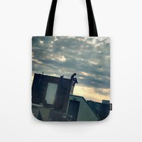 commence.  Tote Bag