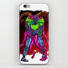 METAL MUTANT 3 iPhone & iPod Skin