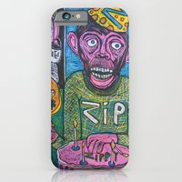 iPhone & iPod Case featuring Zippy's Birthday Party by Sean StarWars
