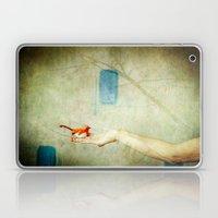 On A Branch Laptop & iPad Skin