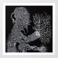 Life Of Oceans: The Sea … Art Print