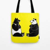 Head Swap Tote Bag