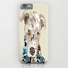 a pit bull day iPhone 6s Slim Case