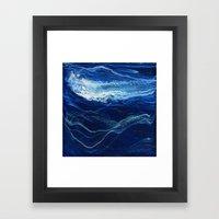 pocket weather Framed Art Print