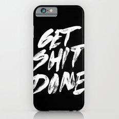 Motivational iPhone 6 Slim Case