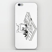 Computer Research iPhone & iPod Skin