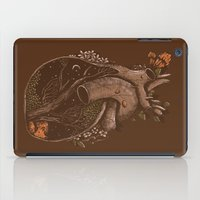 In the Heart of the Woods iPad Case