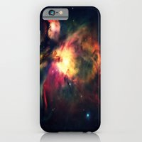 nebula iPhone & iPod Cases featuring Orion NEbula Dark & Colorful by 2sweet4words Designs