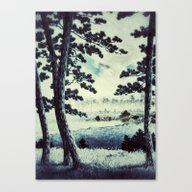 A Long Ways To Kana Canvas Print