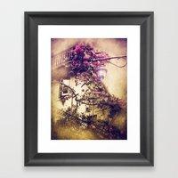 LIMONE Framed Art Print