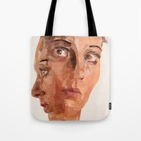Another Side To Me Tote Bag