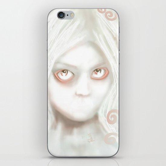 永恆的沉默 iPhone & iPod Skin