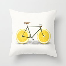 Zest Throw Pillow
