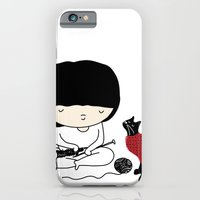 Crazy about wool iPhone 6 Slim Case