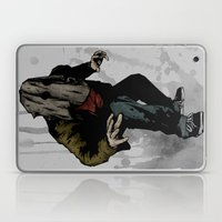 Vigilante #6 Laptop & iPad Skin
