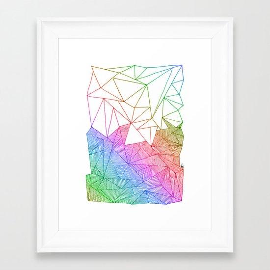 Billy Rays Framed Art Print