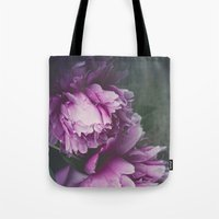 Mysterious Passion Tote Bag