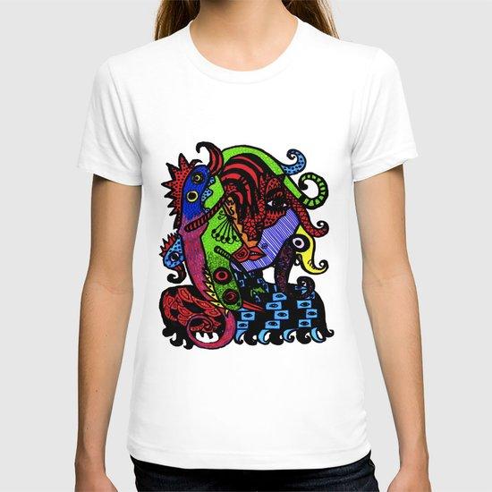 Lizard Princess T-shirt