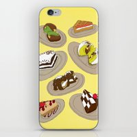 desserts iPhone & iPod Skin