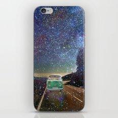 Stars Wander wolkswagen. Dreams. Green iPhone & iPod Skin