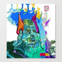 Demoted Canvas Print