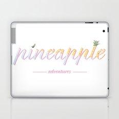 Pineapple Adventures Laptop & iPad Skin