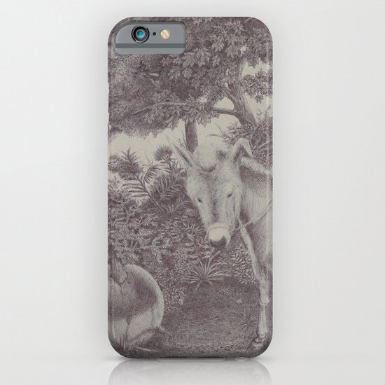 A pain in the ass iPhone & iPod Case