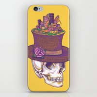 Paradise City iPhone & iPod Skin