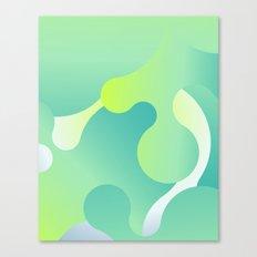 Lava Lamp v.2 Canvas Print