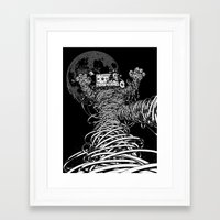 Killer Mix II Framed Art Print