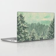 Fading Dreams Laptop & iPad Skin